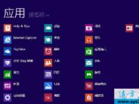 教你如何在windows8中查看公有与私有IP地址